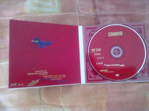SonoIo RED - Intérieur