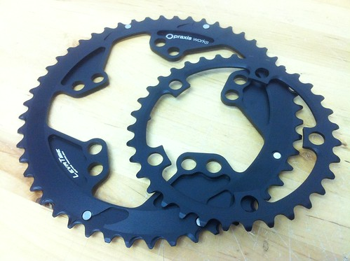 Look Chainrings for 695