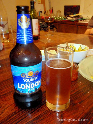 Young's Special London Ale - London, England