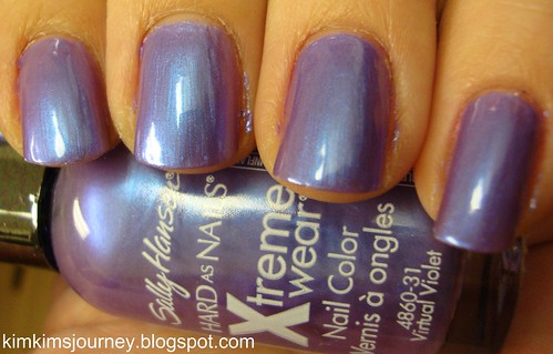 Sally Hansen - Virtual Violet