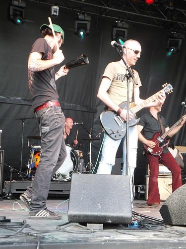 Ukrainia at Ottawa Bluesfest 2011