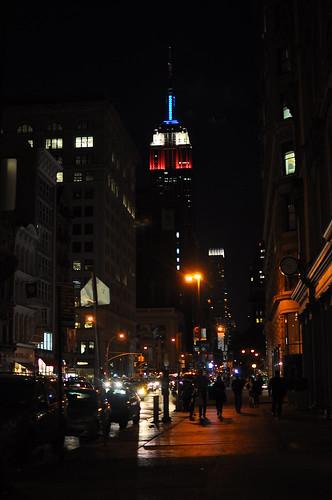 NEW YORK CITY - MAY 2011