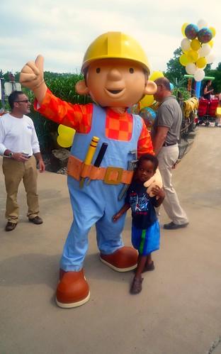 Bob the Builder Water Park - Splash Works at SplashDown