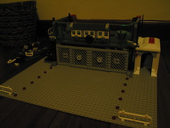 WIP Clone Base (Jedi Master Productions) Tags: lego clone base