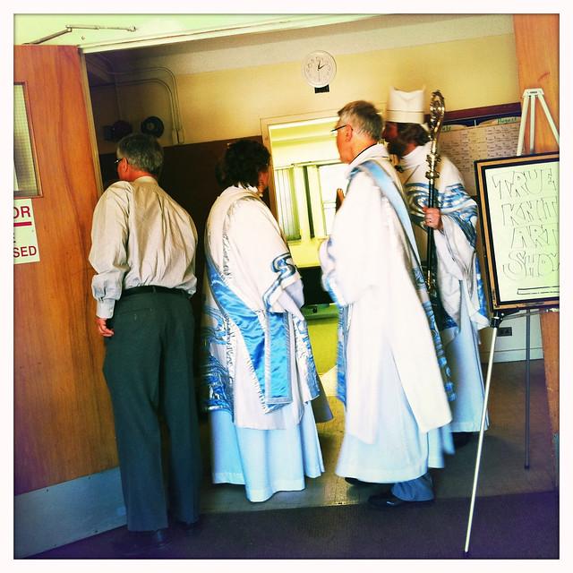 clergy?