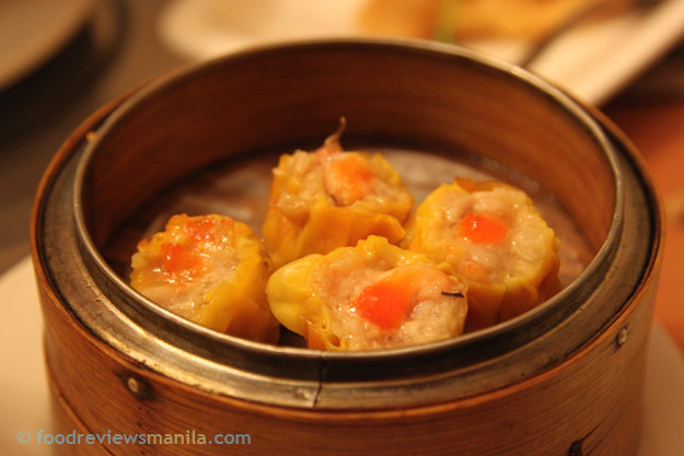David's Tea House Shrimp Siomai