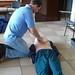 Praticando RCP - Ressucitação Cárdio-pulmonar