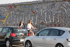"Berlin Trabant safari  - ""The Berlin wall"""