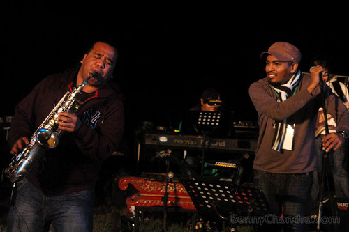 Nicky Manuputty & Glenn Fredly