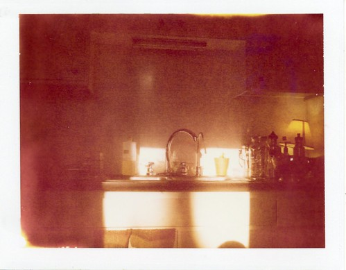 evening kitchen