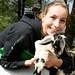 Mi e a pequena cabra