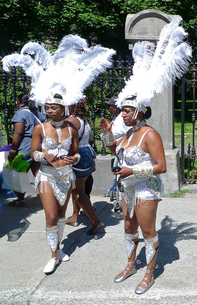 Copyright Photo: Carifiesta Costume 4 by Montreal Photo Daily, on Flickr