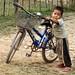 Olhem a minha bicicleta