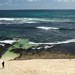 Os recifes criam boas ondas para o Surf