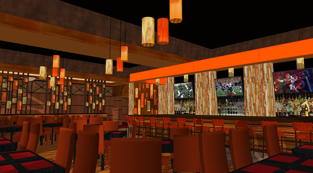 Casino Bar Design | Interior Casino Bar | Casino Decor Design | Conceptual Bar Design | Casino F & B | Sundance Bar & Lounge