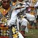 A dança também faz parte do cerimonial