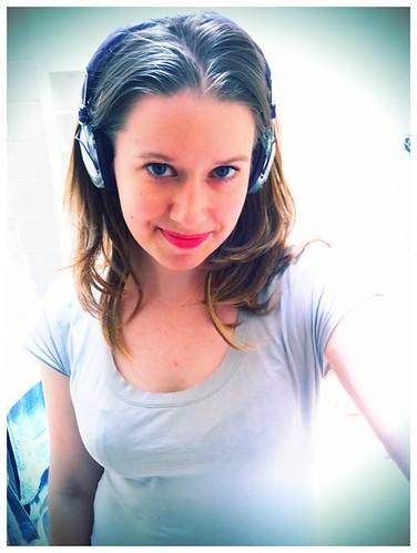 Marie's new Audio Chi's