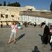 Muro das Lamentacoes no quarteirao judeu