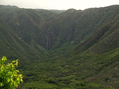 Halawa Valley Waterfalls