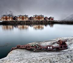 Svolvaer Norway (peterspencer49) Tags: ocean winter mountain snow norway svolvaer lofotenislands oceanveiw 5dmkll peterspencer svolvaernorway