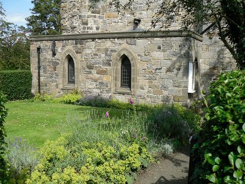 St Mary's garden