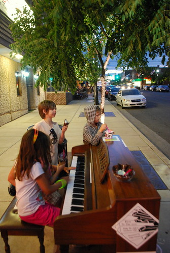 downtown pianos