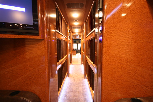 Hurricane - Bunk Hallway - facing forward