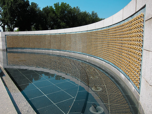 Wall of Honor - World War 2 Memorial