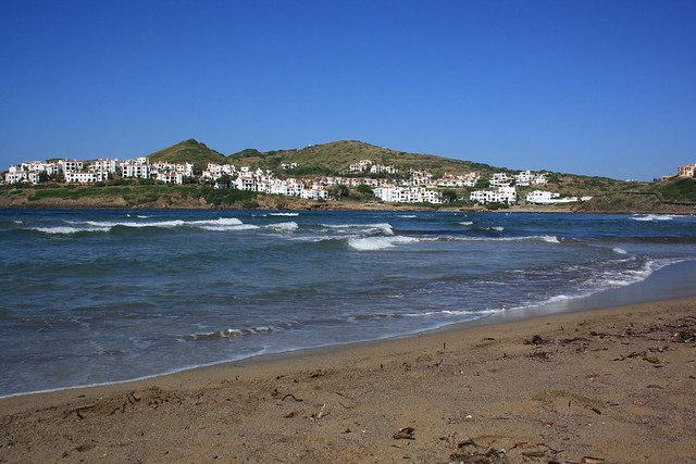 Cala Tirant, Menorca