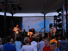 Blue Fever gig at Bray Summerfest 2011