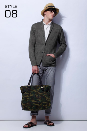 Robert Rae0130_23区 HOMME 2011 Spring & Summer Collection