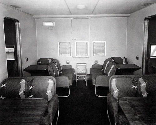 Boeing 314 Lounge