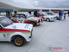 Ford Escort RS 2000 y Toyota Corola