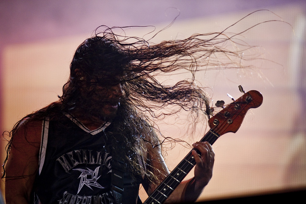 Metallica (Robert Trujillo)