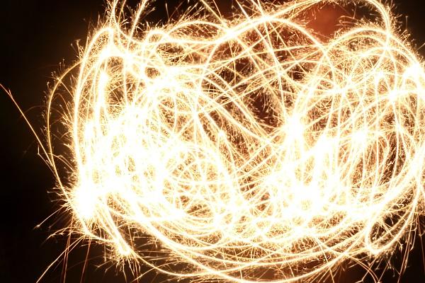 Sparklers, 3