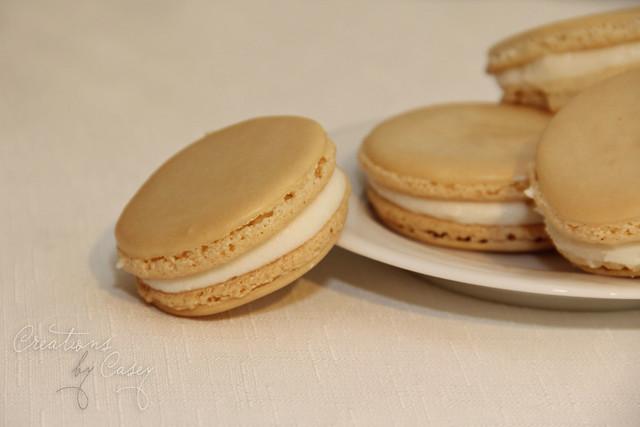 Macaron, attempt #1