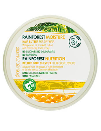 The Body Shop Rainforest Hair Butter