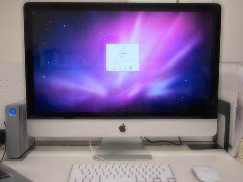 "iMac 27"" (late 2009)"