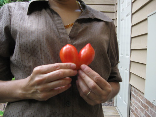 Heart Shape Tomato
