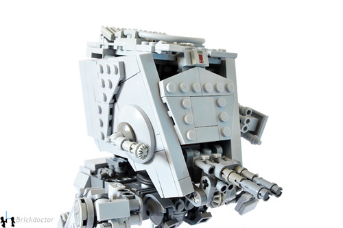 AT-ST - Head Right