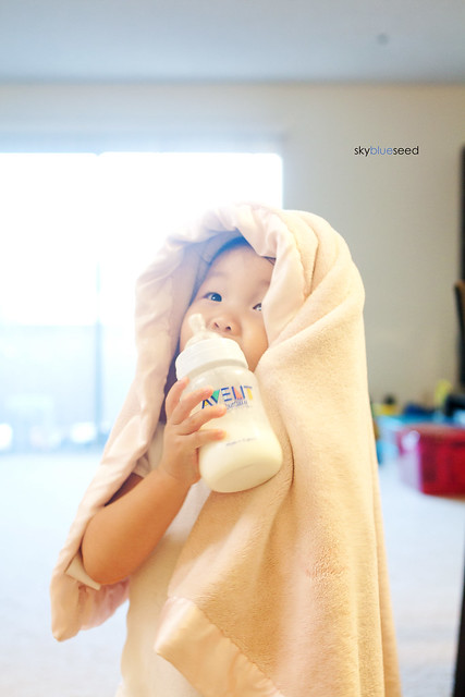 Blankie and Bottle