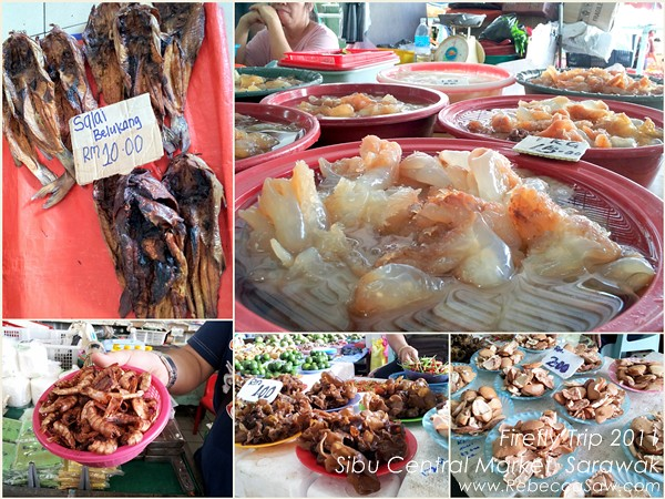 Sibu Central Market1