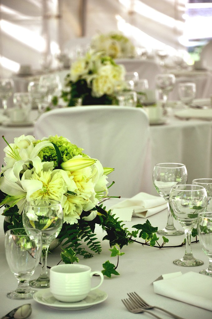 Lillies - Table Arrangement