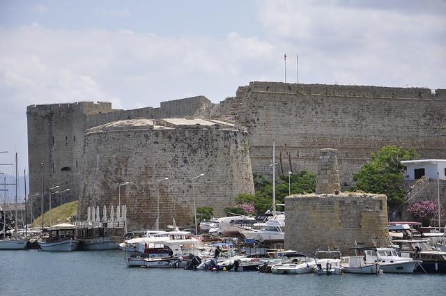 Girne Kalesi -  Kıbrıs