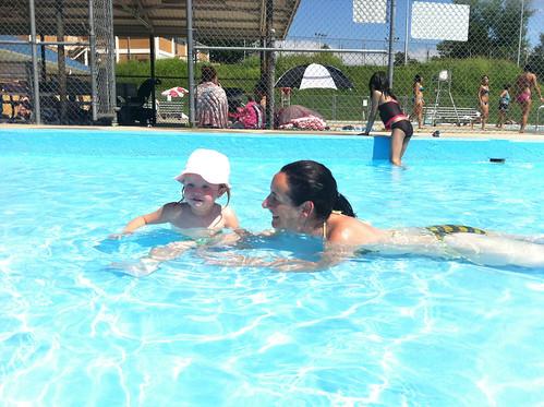 Morganton Municipal Swimming Pool