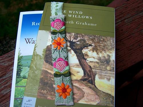 Petunia Bookmark