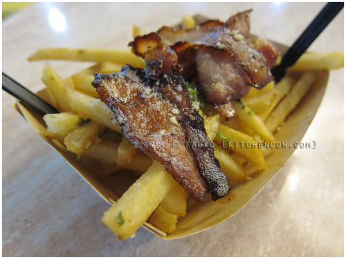 Garlic Fries at ATC
