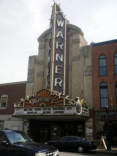 Warner Theatre, Erie 3