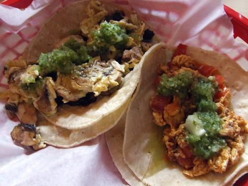 Tacos A-Go-Go - breakfast