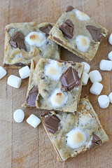 Graham Cracker S'mores Cookies (Glorious Treats) Tags: cookie chocolate marshmallow chip smores grahamcracker